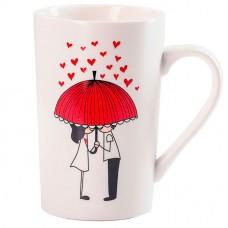 Кружка Зонт на двоих