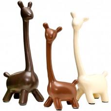 Сувенир Семья жирафиков, 28,5 см