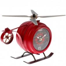 Часы настольные Вертолёт