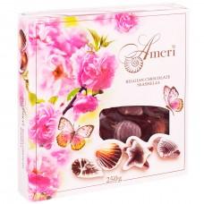 Шоколадные конфеты Ameri в форме мо...