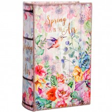 Сейф-книга дерево Весна в воздухе 2...