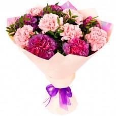 Букет Розовое кружево