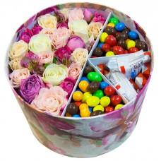 Коробочка Любимой сладкоежке