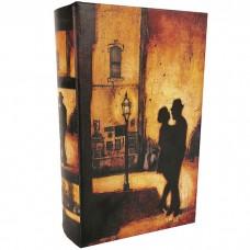 Сейф-книга Танец под фонарями 17 см...