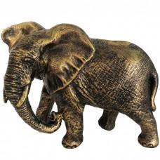 Сувенир полистоун Слон африканский,...