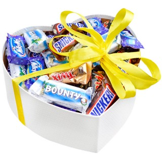 Коробочка Шоколадный микс