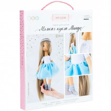 Набор для шитья Мягкая кукла Минди