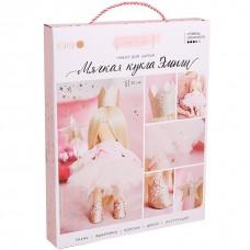 Набор для шитья Мягкая кукла Эмили
