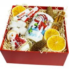 Коробка Новогодний сюрприз