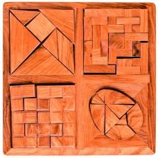 Подарочный набор головоломок
