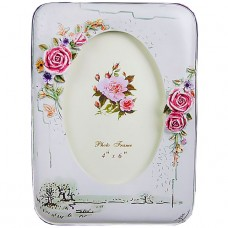 Фоторамка полистоун Букет роз