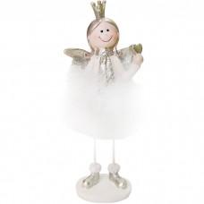 Сувенир Ангелочек в пуховой юбке, 1...